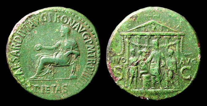 Römische Münzen Moneta Romana Online Shop Münzhändler